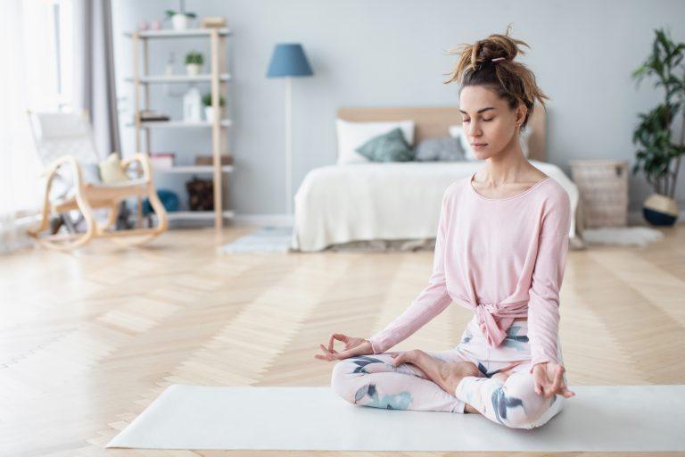 Meditiere um deine Intuitive Stimme zu hören