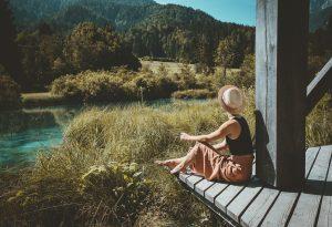 Achtsamkeit ist ein Schlüssel zur Intuition